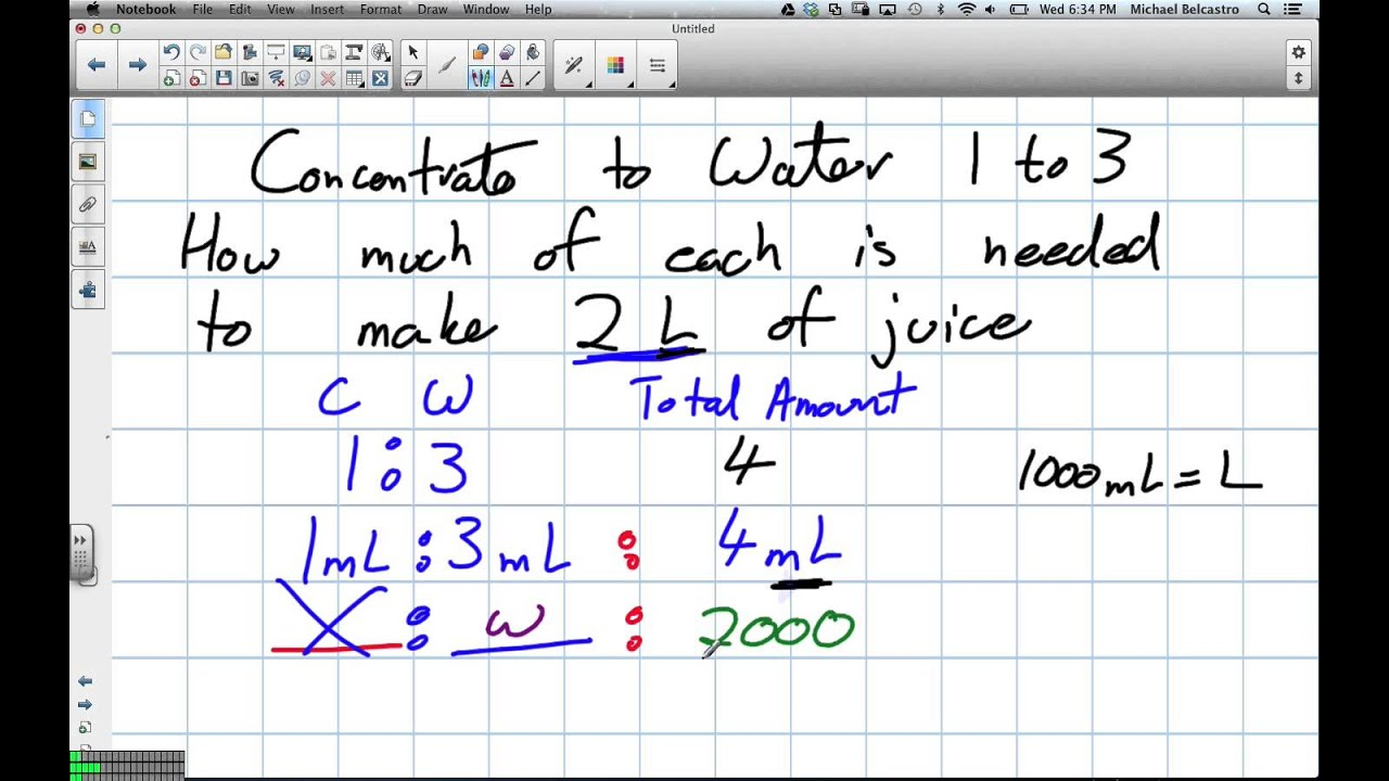 Ratios grade 9 academic lesson 26 20 3 13 youtube ratios grade 9 academic lesson 26 20 3 13 robcynllc Images