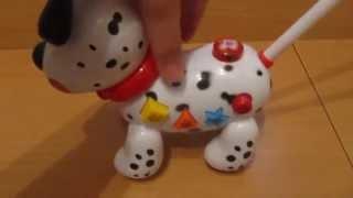 Детская игрушка видеообзор - Игра животное, каталка (kidtoy.in.ua)(Заказать: Интернет-магазин детских игрушек и хозтоваров KIDTOY - http://kidtoy.in.ua ВК - http://vk.com/kidtoy Отзывы наших покуп..., 2014-08-28T18:39:47.000Z)