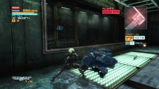 Metal Gear Rising Revengeance7 Симулятор рукожопого робота