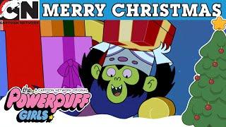 The Powerpuff Girls | Tree Lighting | Cartoon Network UK