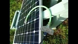 Easily Use AC Wiring For A 12 Volt Solar Panel System