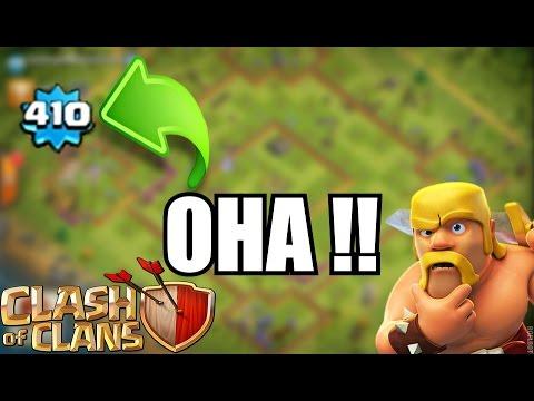 410 Level  Hesap Terk Edilir Mi ? | Clash Of Clans