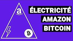 Amazon, électricité et Bitcoin