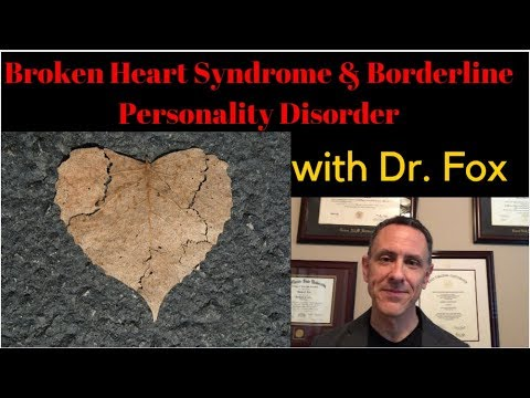 Broken Heart Syndrome and Borderline Personality Disorder