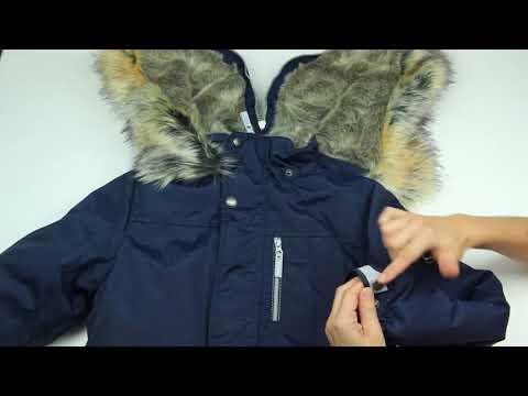 Зимняя куртка-парка для подростков Kerry, арт. K18468