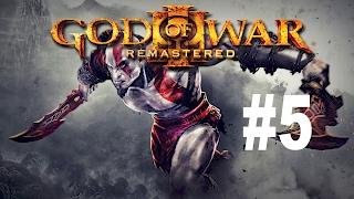 God of War 3 Remastered Прохождение Часть 5 Босс Гермес и Геракл.