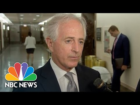 Senator Bob Corker: GOP 'Becoming A Cultish Thing' | NBC News