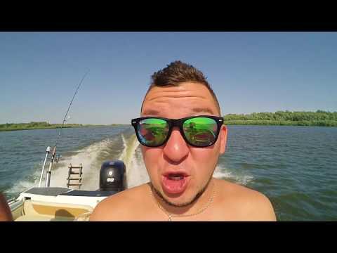 Рыбалка в Астрахани 2017. Обзор катера SILVER FOX. Итоги конкурса.