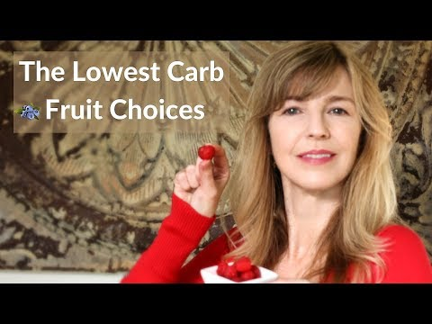 Best Low Carb Fruits For Weight Loss