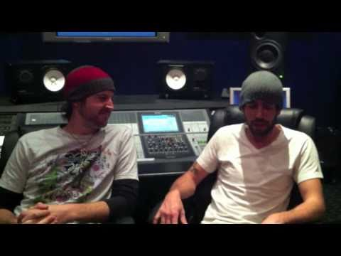 2010-12-Okc Studio BTS Vid1- Matt Chad-Studio B-Intro