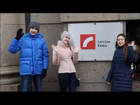 Radio KIDSFM Riga на Латвийском Радио LR4