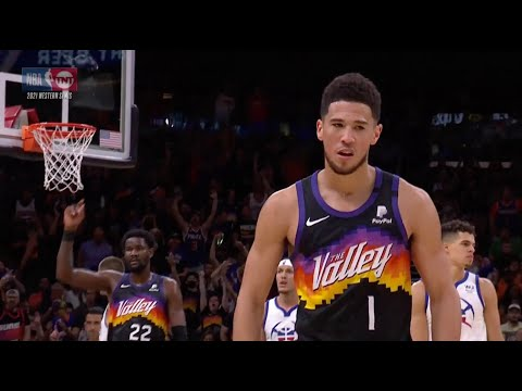 Devin Booker Stared Down Nuggets After A Wild And-1 On Austin Rivers