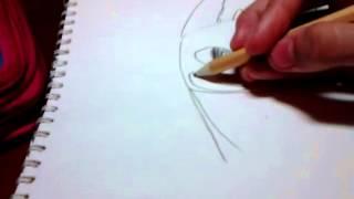 Как рисовать беззубика 1 урок(Мы с вами научимся рисовать мордашку беззубика., 2015-05-28T18:40:30.000Z)