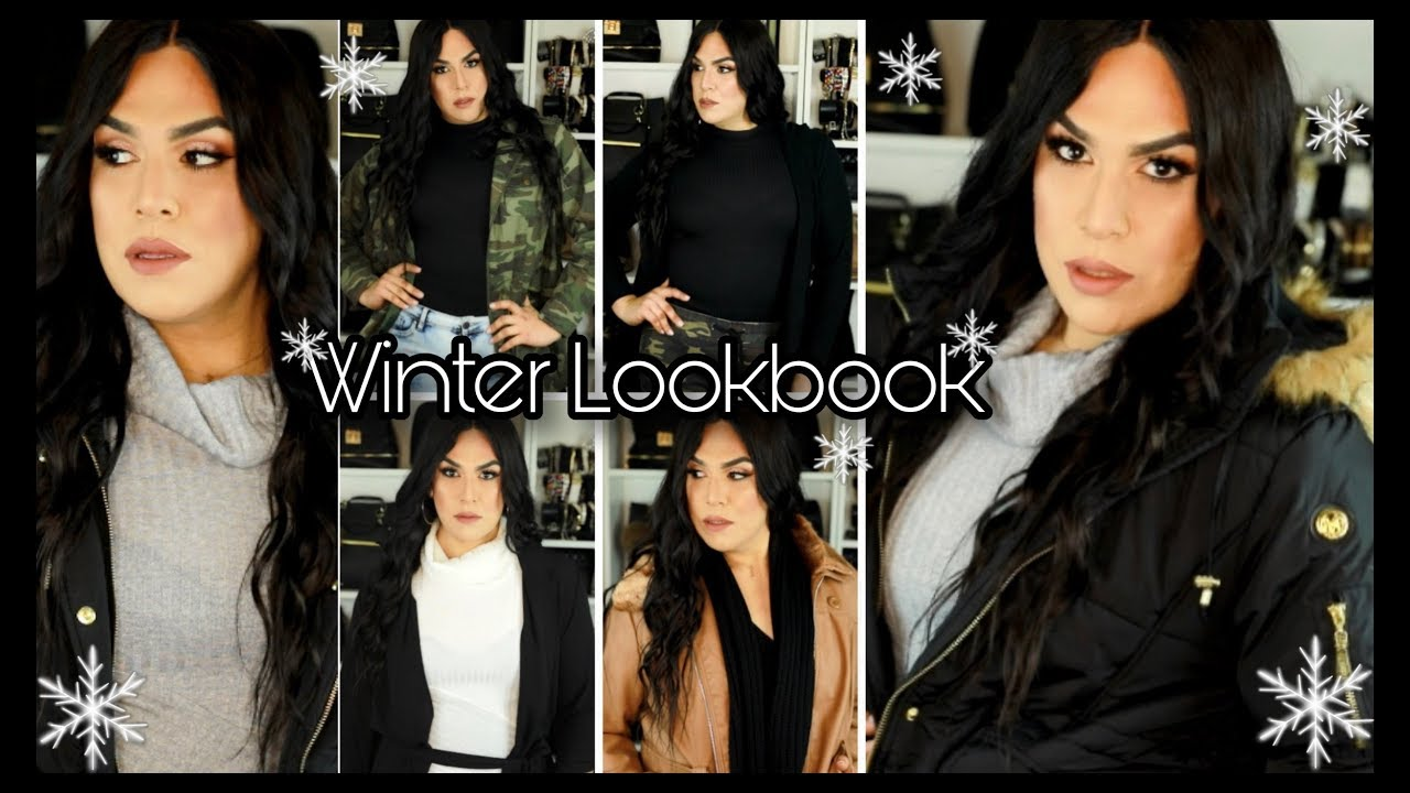 [VIDEO] - WINTER LOOKBOOK 1