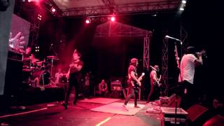 Pierce The Veil - King For A Day Feat Kellin Quinn (Live at Atomic Fest 2013 Jakarta)
