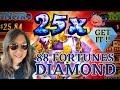 SAN MANUEL CASINO • HIGH LIMIT • 88 FORTUNES DIAMOND ...