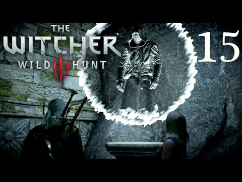 Witcher 3 Wild Hunt | PS4 Xbox One PC | Top Game 2015 | Part 15 |  Wandering in the Dark