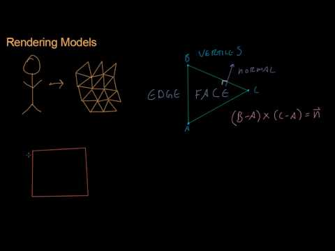 Math for Game Developers - Triangle Meshes