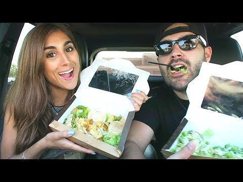 OMG OUR FAVORITE HEALTHY FAST FOOD! *PANERA BREAD, EAT WITH US*