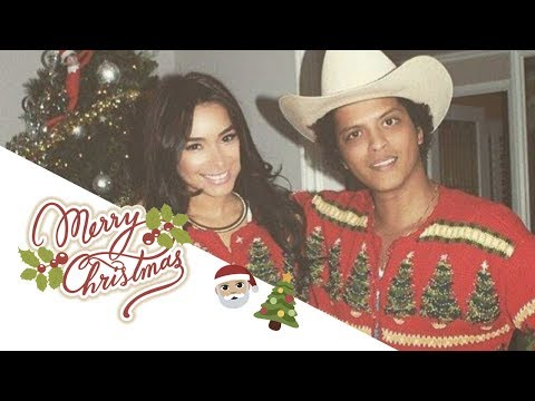 The Christmas story of Jessica Caban and Bruno Mars!