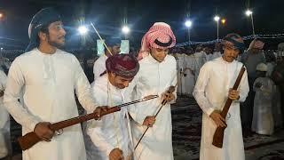 مشاركة المنشد محمد بن غرمان في حفل ( عقد قرآن) الفاضل عبدالحميد سالم الدوحاني