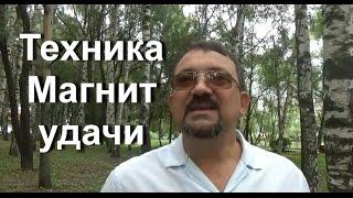 Техника Магнит Удачи / Владимир Михайлов / 8 Лучей Успеха