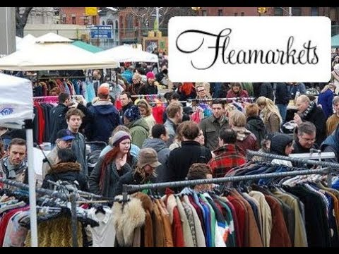 Flea Market In New Haven Connecticut 2017!