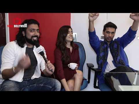 Exclusive interviews with Arjun Kanungo and Jonita Gandhi about their new song 'Sar Utha Ke Jiyo'