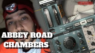 Waves Abbey Road Chambers Exploring -  effect demo reverb