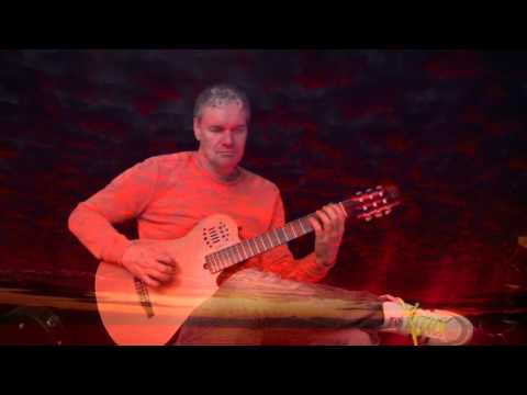 Ambient Electric Flamenco Guitar