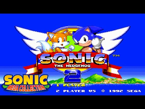 Sonic Mega Collection (GCN) | Pt.2: Sonic The Hedgehog 2