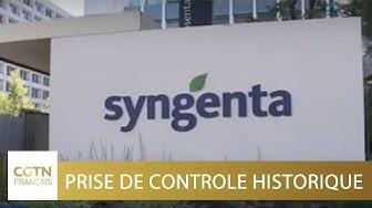 ChemChina finalise son offre publique d'achat du Suisse Syngenta