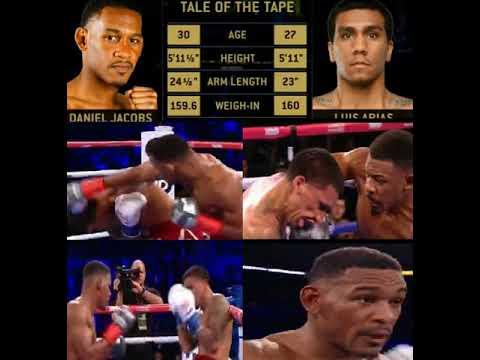Daniel Jacobs Vs Luis Arias Post Fight Analysis