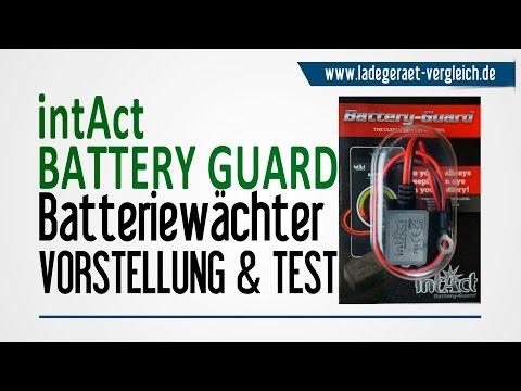intAct Battery-Guard Test - Batteriewächter 6V /12V / 24V im Test