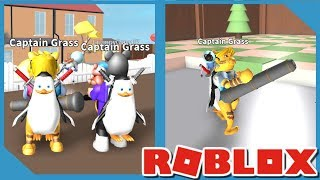 Buying The Penguin Pack And Making Millions In Roblox Yard Work Simulator