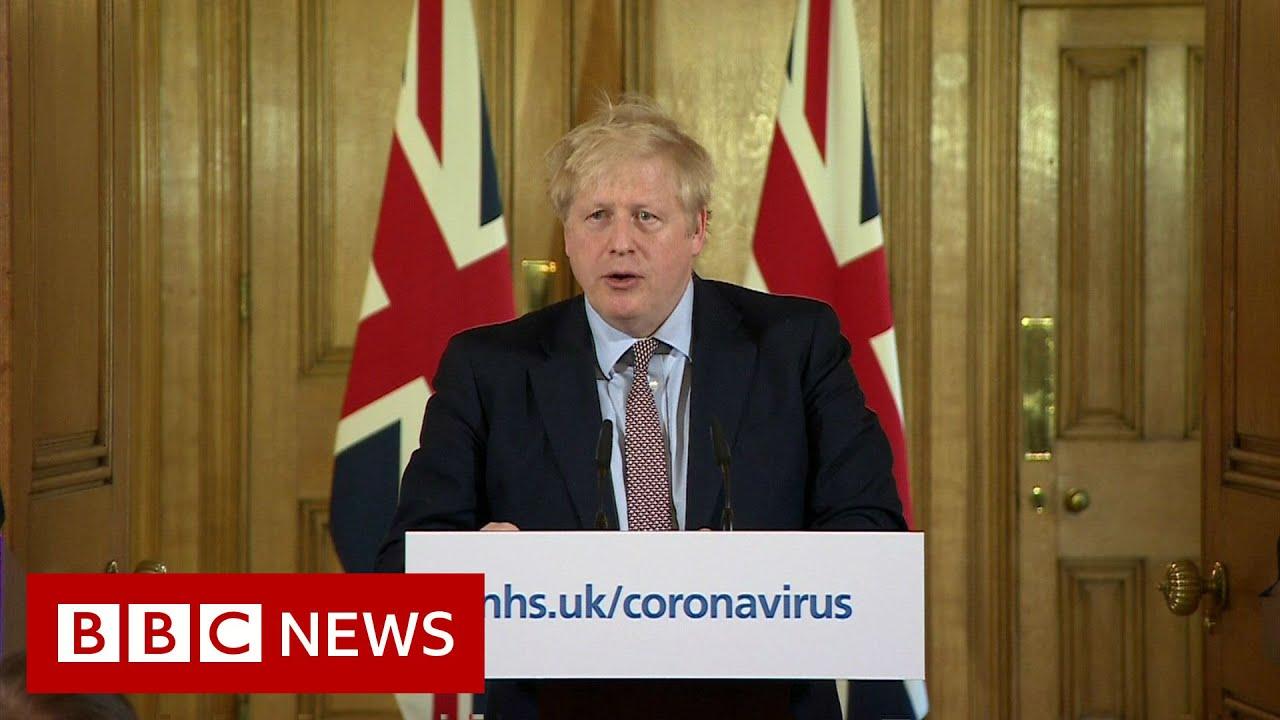 corona virus : uk govt.