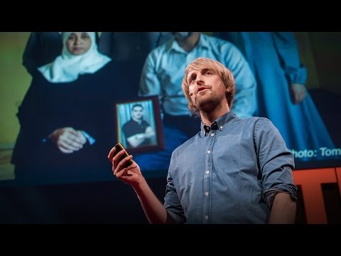 Two Nameless Bodies Washed Up on the Beach. Here Are Their Stories | Anders Fjellberg | TED Talks