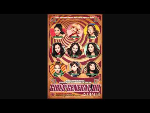 [MP3+DL] SNSD - Hoot (훗)