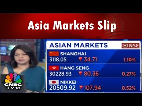 Asia Markets Slip as Concerns over a US-China Trade War Rise | Bazaar Morning Call (Part 01)