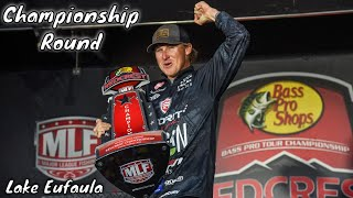 I WON a $300,000 Fishing Tournament - 2021 MLF REDCREST Championship Round