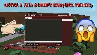 QTX Trial Again!!! | Level 7 Lua Script Executer | Roblox