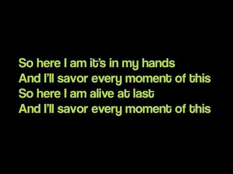 The Taste of Ink Lyrics by The Used