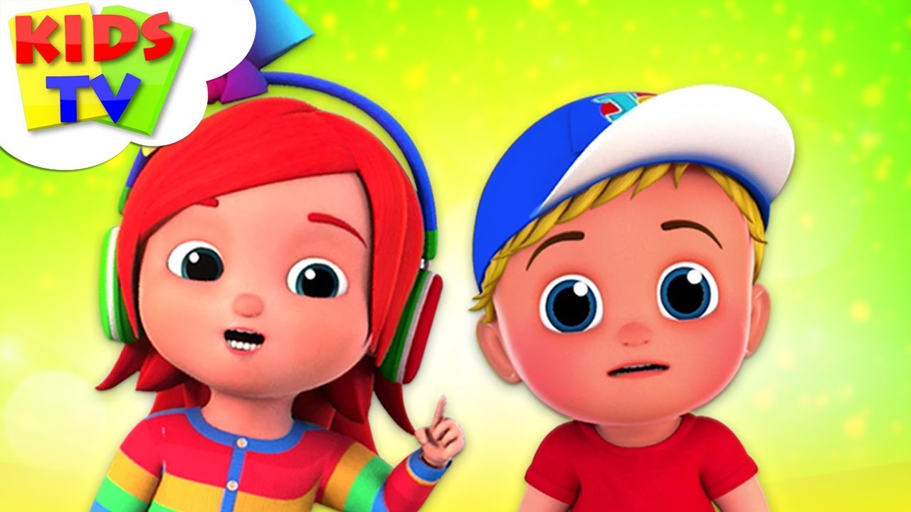 No No Song   Junior Squad   Nursery Rhymes & Baby Songs - Kids Tv