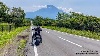 Harley-Davidson Breakout Ride to Mount Fuji (Tomohisa from Japan)