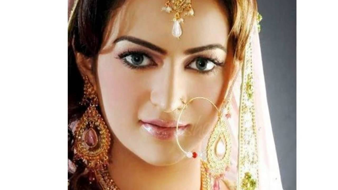 Most Beautiful Indian Women Hairstyles 2014 Youtube