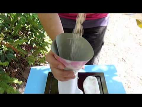 How To Make A Rice Sock In 1 Minute Flat Heat Pack