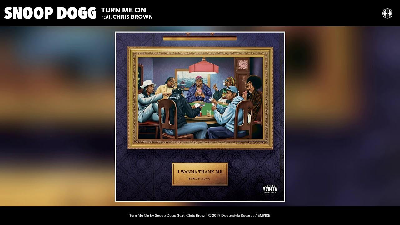 Snoop Dogg — Turn Me On (feat. Chris Brown) (Audio)
