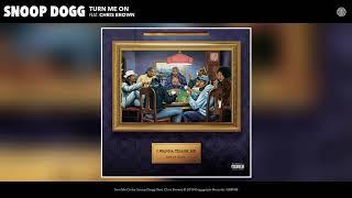 Snoop Dogg - Turn Me On (feat. Chris Brown) (Audio)