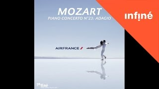 Mozart - Piano Concerto 23 K488 Adagio (Air France commercial 2011)