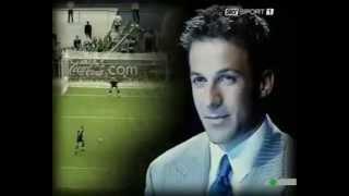 Michele Placido - Tu, che hai sempre creduto in Del Piero